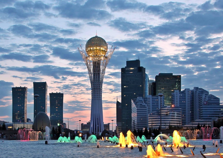 Astana Cityscape
