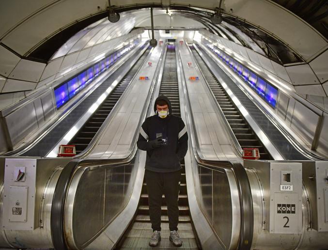 London Deserted