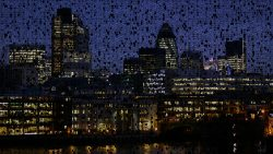 City Made Of Data.
